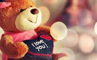 full hd video teddy bear i love you teddy bear wallpapers hd wallpapers id 11368