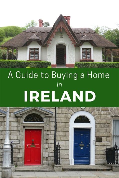 Step By Step Guide To Buying A House In Ireland