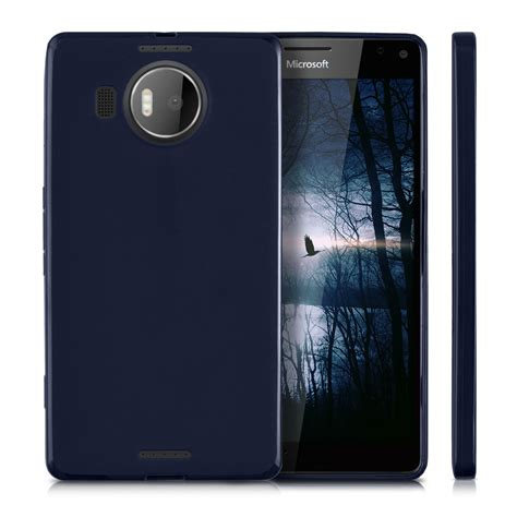 Microsoft Mats by Kwmobile Tpu Silicone Cover Mat For Microsoft Lumia 950 Xl
