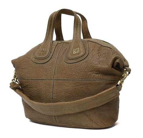 Givenchy Nightingale Leather Bags Likeb givenchy nightingale leather shoulder bag purse important two day auction day one
