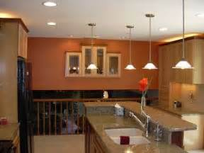 Tri Level Home Kitchen Design Far Wall Color For The Home