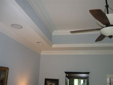 How To Build A Tray Ceiling With Lights tray ceiling
