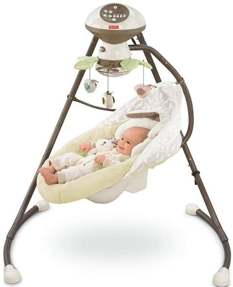 fiaher price swing fisher price baby cradle n swing baby cinema