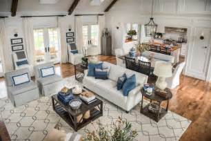 Brown Bedroom Decorating Ideas hgtv dream home 2015 connected living room dining room and