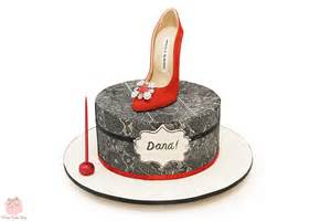 high heel kuchen high heel birthday cake with lace 187 birthday cakes