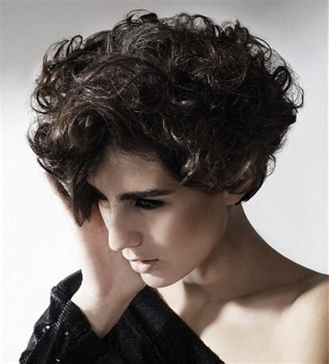 short curly hairstyles with high back cut best curly short hairstyles 2014 short hairstyles 2015