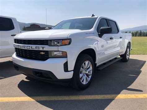 2019 Chevrolet Silverado by 2019 Silverado Custom Interior Guided Photo Tour Gm