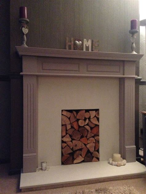 chalk paint fireplace mahogany fireplace transformed with sloan paint