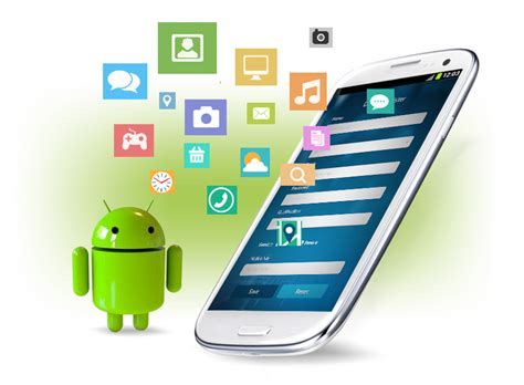 developing android apps android mobile apps developer development company ahmedabad