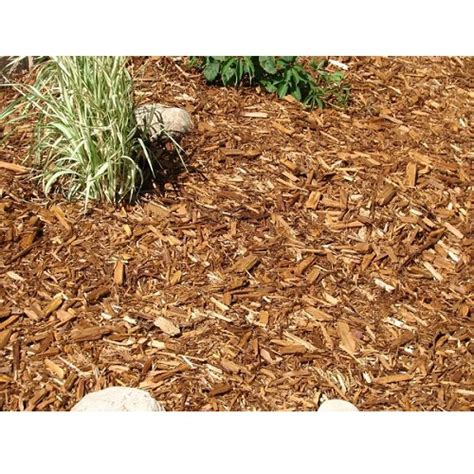 cedar mulch bag peel landscape depot