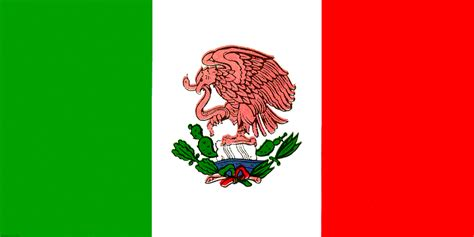 mexican colors flag origin of mexican flag