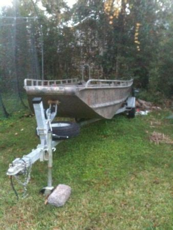 everglades boats for sale in louisiana 2008 gator trax 17x50 hunt deck duck boat for sale in
