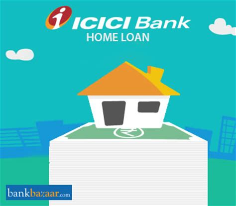 bank housing loan icici home loan apply online 8 35 interest rates with low emi