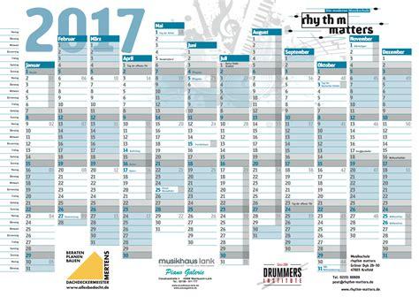 Kalender Jahresplan Der Jahresplan 2017 Ist Da