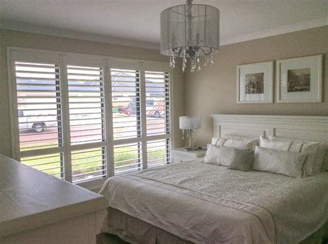 plantation shutters in bedroom diy curtains blinds photos homeone 174