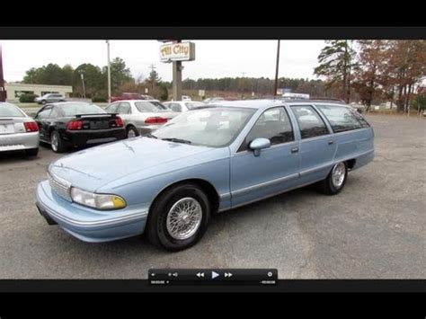 auto body repair training 1991 chevrolet caprice security system 1993 chevrolet caprice classic wagon start up exhaust and in depth tour how to make do