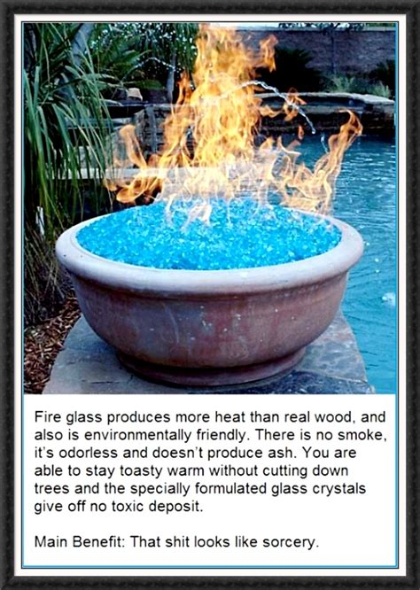 awesome way to make your burn hotter and eco friendly