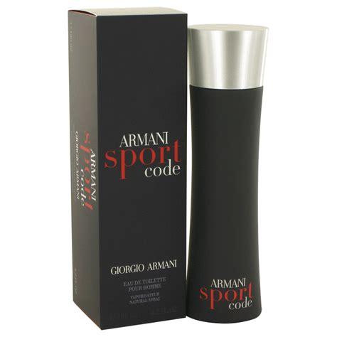 Sale Giorgio Armani Code Fragrance 120ml armani code sport 4 2 oz eau de toilette by giorgio armani