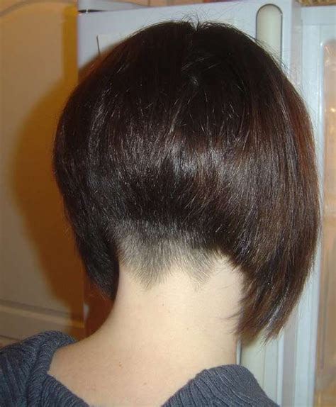 hairline bob hairxstatic short back bobbed gallery 6 of 6 hair