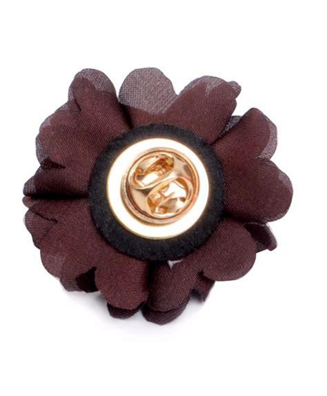 Flower Mini Clutch solid color mini bouquet clutch back flower lapel pins