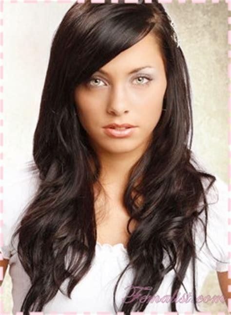 Sambung Rambut Terbaru rambut curly panjang dengan poni terbaru model rambut pendek panjang rambut curly panjang dengan