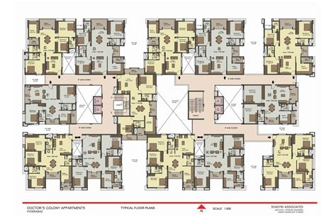 high rise residential building floor plans high rise apartment building floor plans beste awesome inspiration