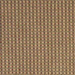 Southwest Style Upholstery Fabric Green Beige And Red Check Southwest Style Upholstery