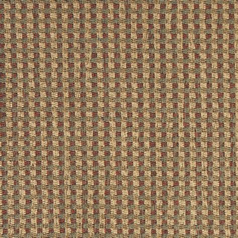 Style Upholstery Fabric by Green Beige And Check Southwest Style Upholstery