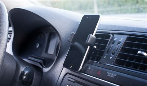Support Iphone Voiture by Test D Un Support Voiture Pour L Iphone 6 Antoine Guilbert