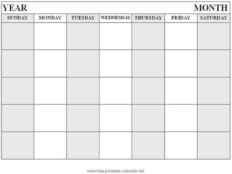 blank calendar month mnbvcx calendar template