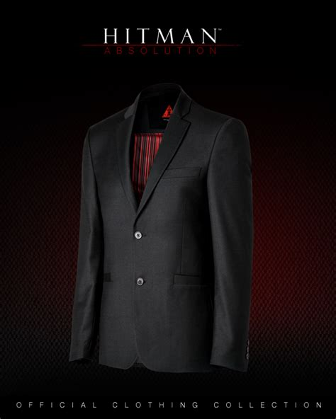 hitman absolution clothing line to be released by
