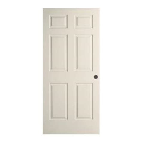 doors home depot interior jeld wen hollow core bored slab interior door at home