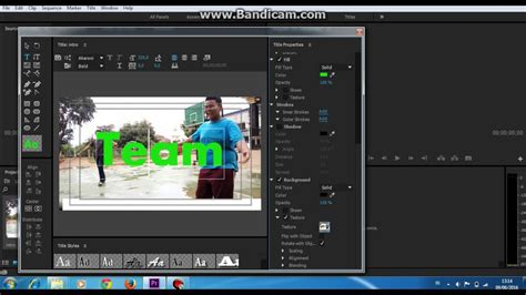 membuat opening video adobe premiere cara membuat intro dengan adobe premier pro youtube