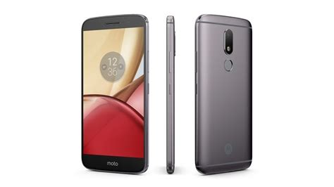 motorola moto m smartphone grey motorola moto m in grey colour variant to launch today via