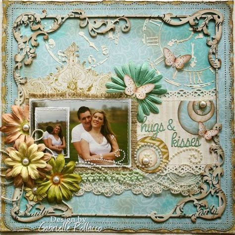Challenge Use Themed Papers For Non Themed Layouts The Mad Cropper 2 2 17 best images about layouts by gabrielle on