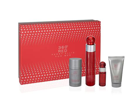Perry Ellis 360 Set perry ellis 360 for 3 4 fl oz edt