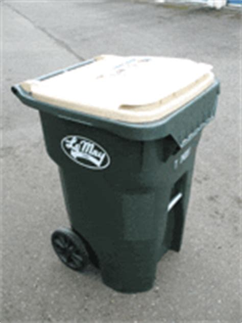 prepare recyclables  curbside service thurston county