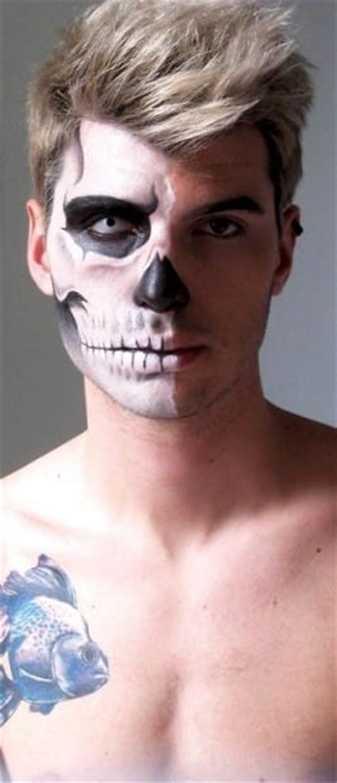 tattoo makeup guy face tattoos for men ideas and designs for guys