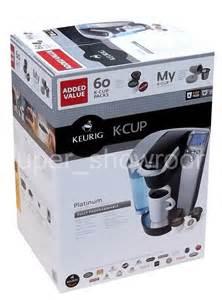 New keurig platinum b70 single serve coffee maker amp tea brewer machine