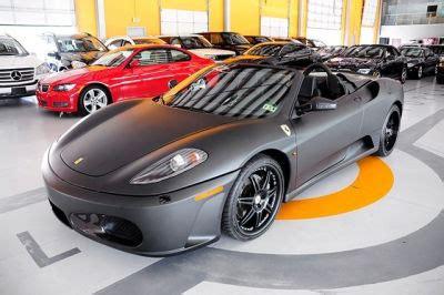 2006 ferrari f430 pricing ratings reviews kelley blue book buy 2006 ferrari f430 spider f128 913 convertible matte black nero 60150940 zffew59a760150940