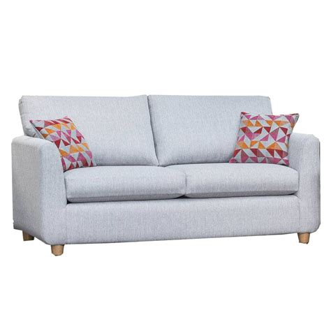 alstons sofa bed alstons carnaby 3 seater sofabed in your choice of fabric