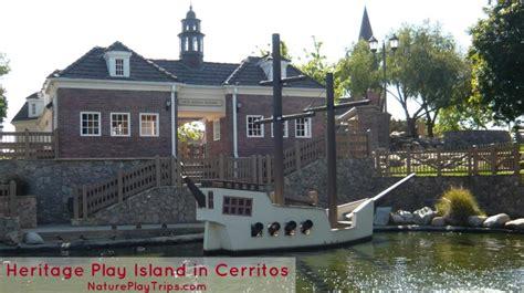 heritage park heritage park play island in cerritos