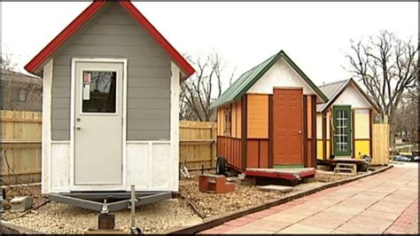 Tiny Home Village For Homeless Opens In Wisconsin Tiny Houses Wi