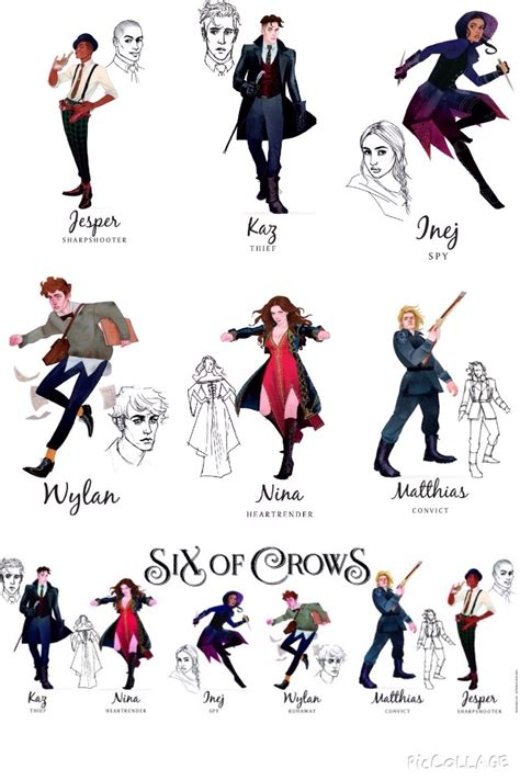 six of crows books six of crows inej book stuff crows