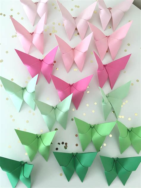Butterfly Origami - glam origami butterfly chandelier catch my