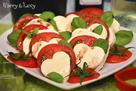 valentines salad caprese salad s day recipe idea harry lexy