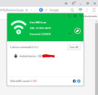 cara membuat hotspot di laptop dengan uc browser cara membuat wifi tanpa router menggunakan virtual wifi