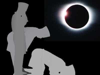 tutorial shalat gerhana matahari tata cara panduan shalat gerhana yoki mirantiyo