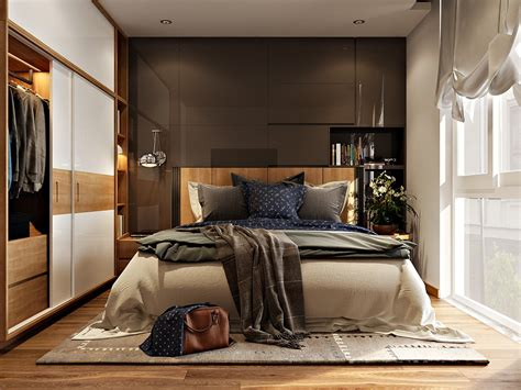 bedroom inspirations 3 contemporary bedroom themes with beautiful wardrobe