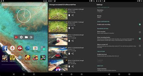 Az Records تطبيق Az Screen Recorder تصوير فيديو لشاشة هاتفك الاندرويد